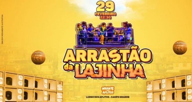 Arrast�o da Lajinha | Bahia em tempo real