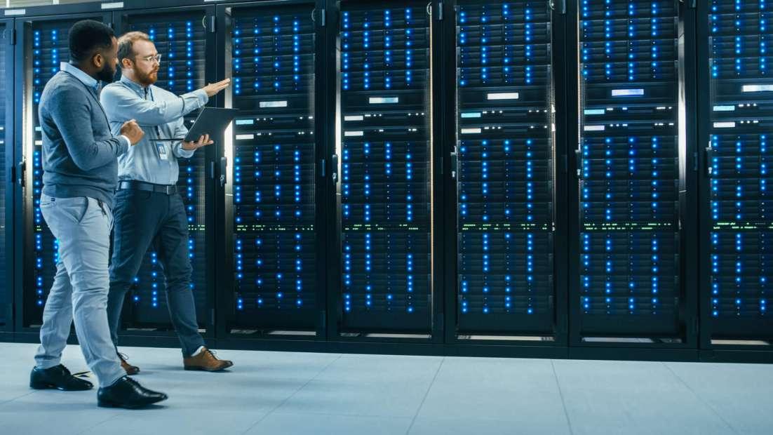 As principais informações sobre Data Center | Bahia em tempo real