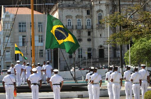 Cerimônia da bandeira nacional vai se tornar roteiro turístico | Bahia em tempo real