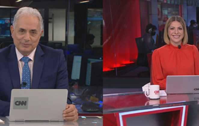 CNN R�dio anuncia quadros fixos com William Waack e Daniela Lima   Bahia tempo real