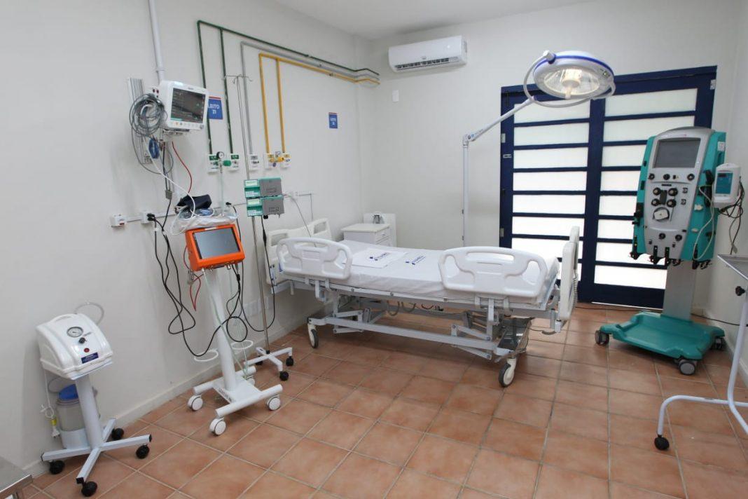 Hospital Riverside inicia operação neste sábado com 96 novos leitos para Covid-19 | Bahia em tempo real