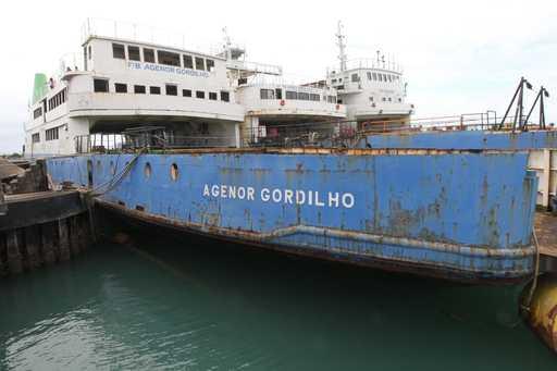 Afundamento assistido do ferry Agenor Gordilho será feito no dia 19 | Bahia em tempo real
