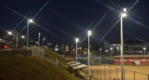 Cajazeiras ganha quase 4 mil pontos de luz em LED   Bahia tempo real