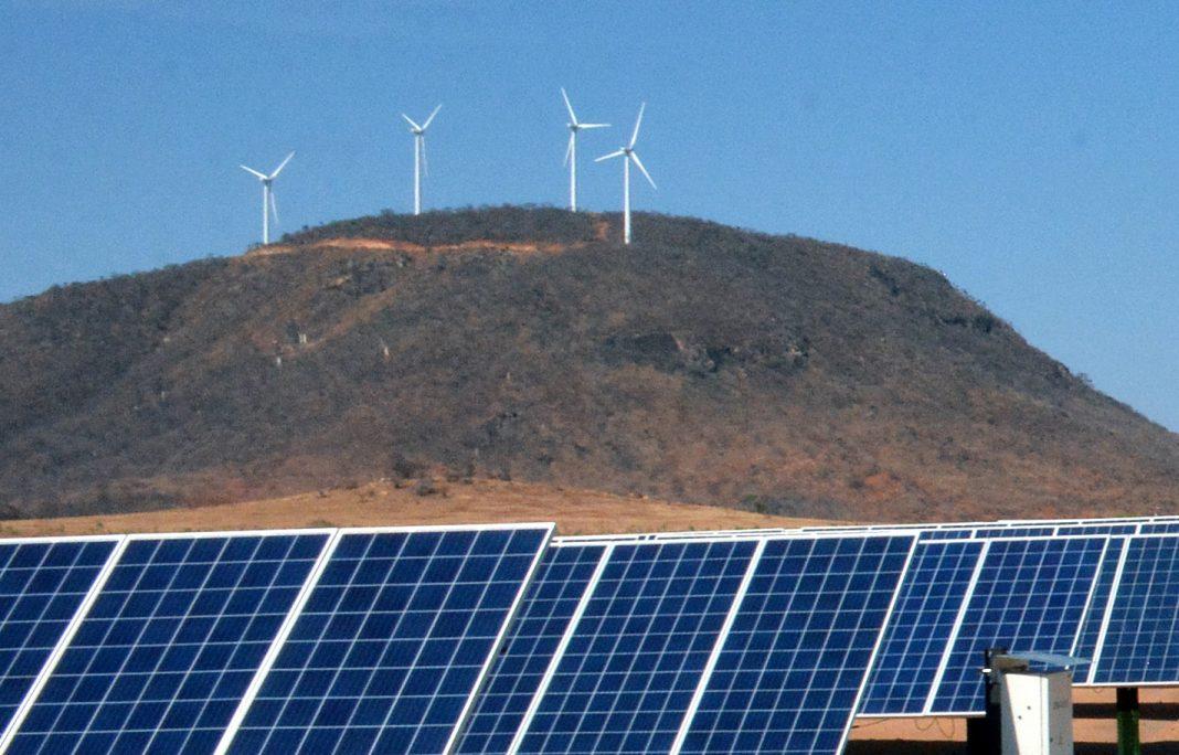 Bahia se consolida na lideran�a da gera��o de energia e�lica e solar no pa�s   Bahia tempo real