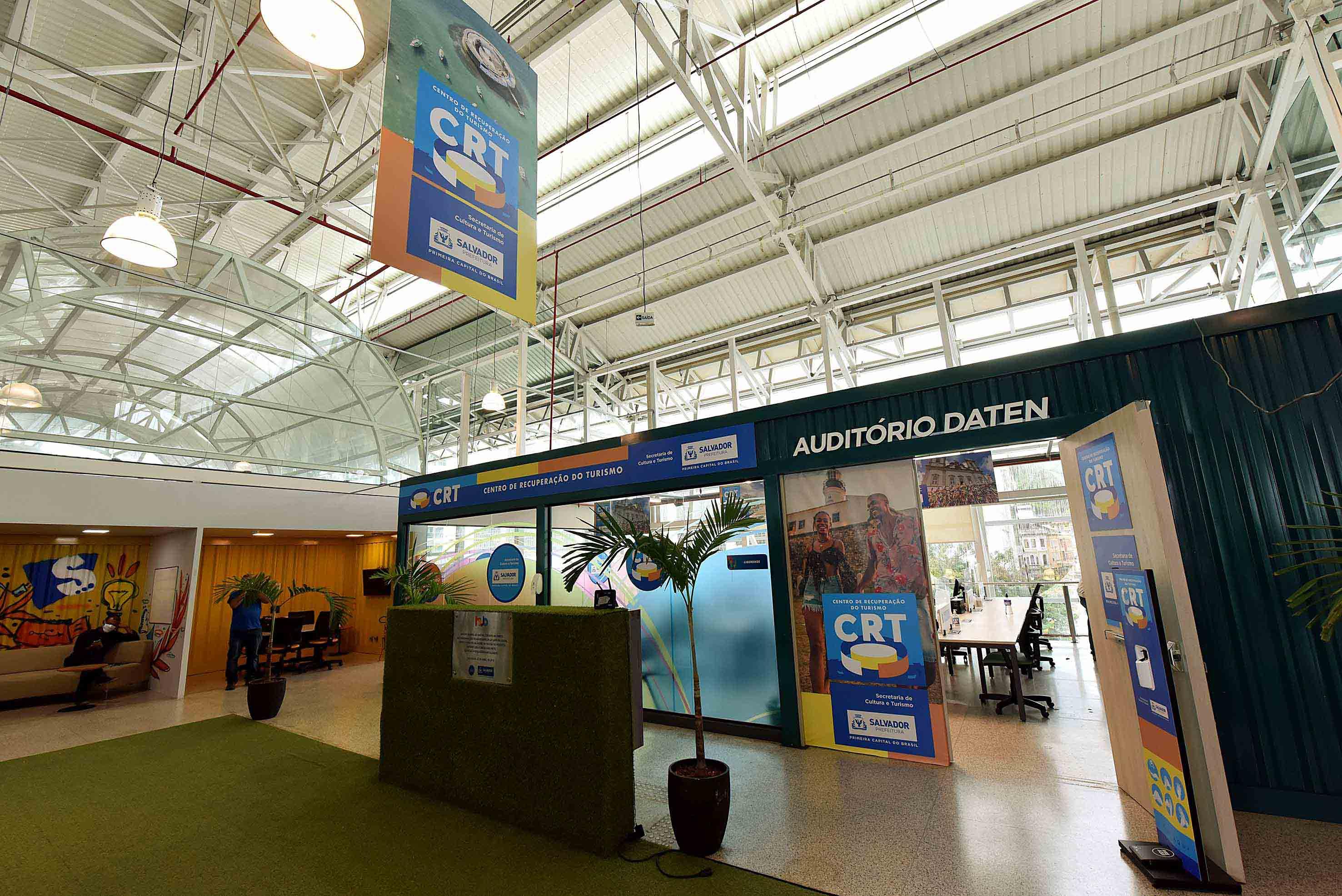 Centro de Recuperação do Turismo começa a funcionar nesta quarta (05) | Bahia em tempo real