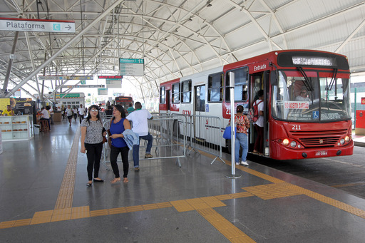Obras no Terminal Aeroporto vão permitir circulação de 200 mil usuários diariamente | Bahia em tempo real