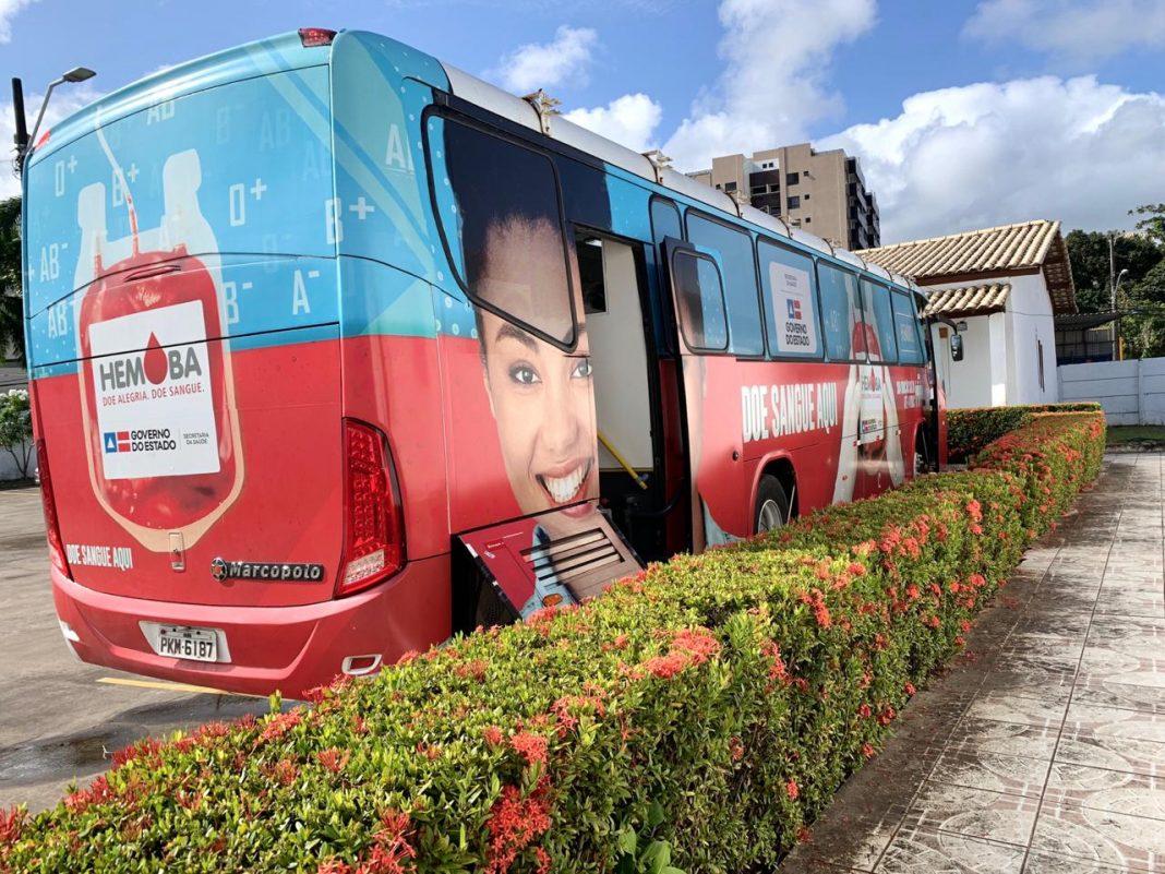 Hemoba faz coleta itinerante no Imbuí e no Cabula a partir desta terça-feira (6) | Bahia em tempo real