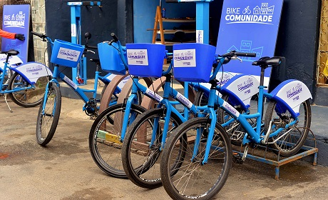 Projeto Bike Comunidade gera renda em comunidade carente da cidade | Bahia em tempo real
