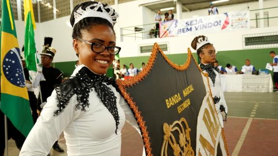 SEC lança projeto 'Fanfarra segura' para fortalecer a arte musical nas escolas | Bahia em tempo real