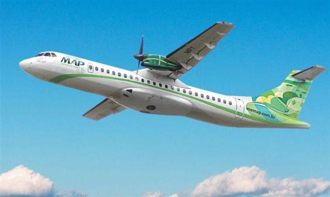 Gol anuncia compra da Map Transportes Aéreos por R$ 28 milhões