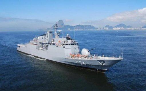 Marinha assina contrato para construção de navios