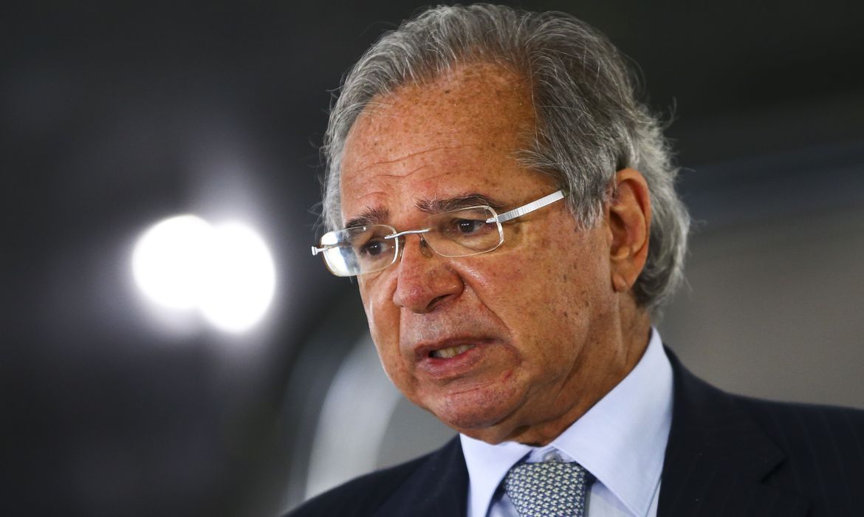 Guedes cita seguro-emprego para ajudar pequenas empresas na pandemia   Bahia tempo real