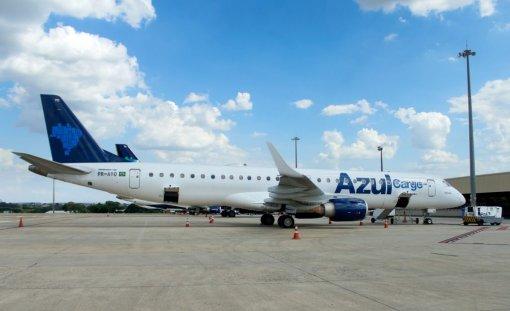 Azul Cargo Express lan�a servi�o de entregas programadas   Bahia tempo real