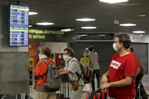 Governo do Estado presta apoio logístico para a repatriação de 96 argentinos