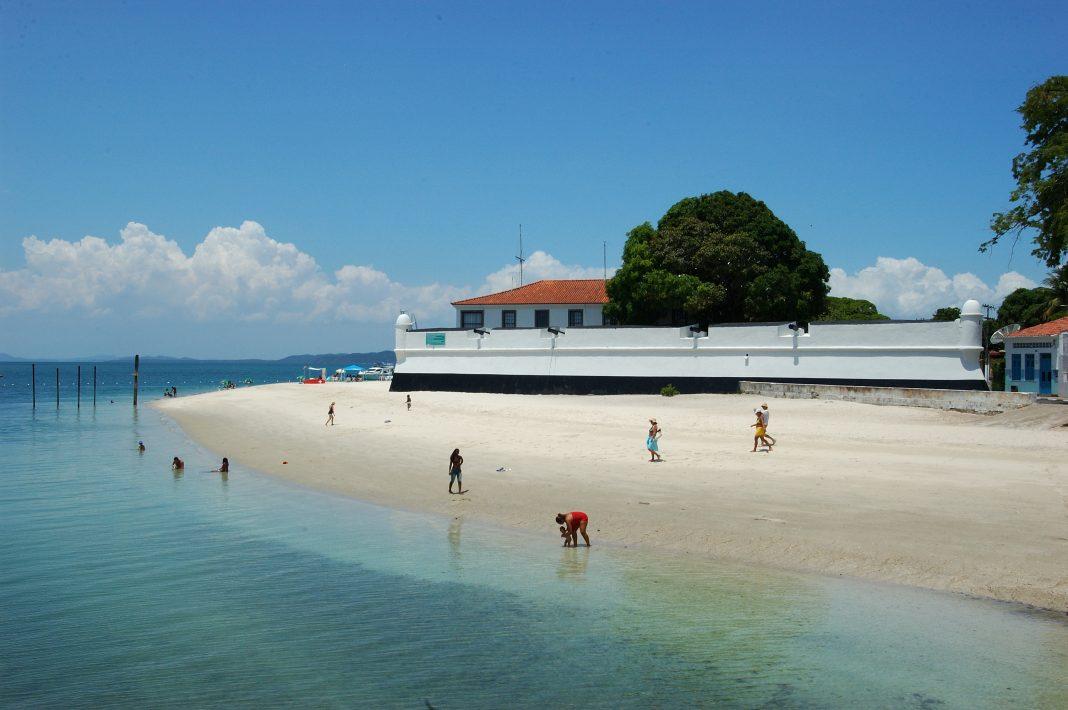 Trabalhadores de Itaparica ser�o qualificados para o turismo | Bahia tempo real