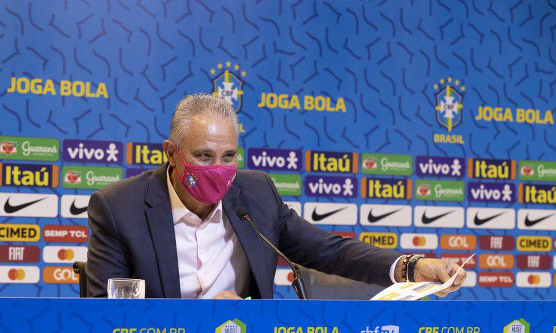 Tite convoca seleção para enfrentar Equador e Paraguai