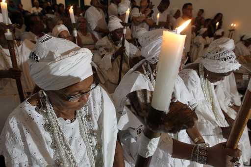 Missa em homenagem às irmãs falecidas inicia a Festa da Boa Morte | Bahia em tempo real