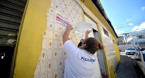 Sedur realizou 3,6 mil vistorias em estabelecimentos no fim de semana | Bahia em tempo real
