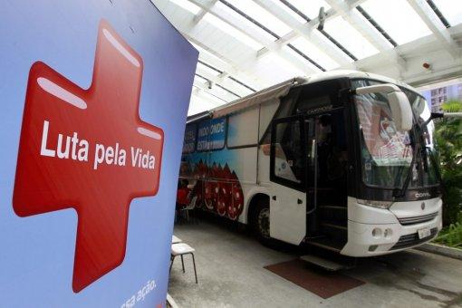 Unidades móveis da Hemoba retomam agenda semanal | Bahia em tempo real