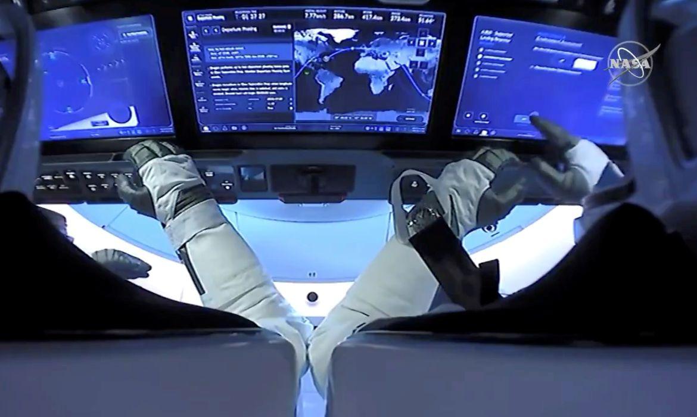 SpaceX faz primeiro voo orbital civil da história | Bahia em tempo real