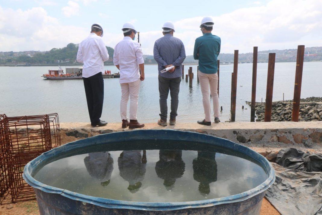 Marina da Penha oferecerá importante logística para o turismo na região da Ribeira | Bahia em tempo real
