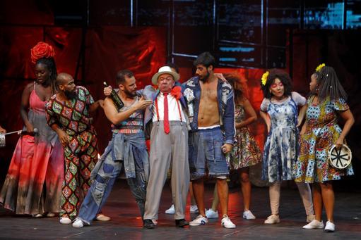 Artistas baianos são homenageados no 26º Prêmio Braskem de Teatro | Bahia em tempo real