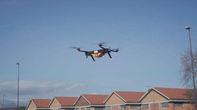 Itália testa drone para entrega de mercadorias em áreas urbanas | Bahia em tempo real