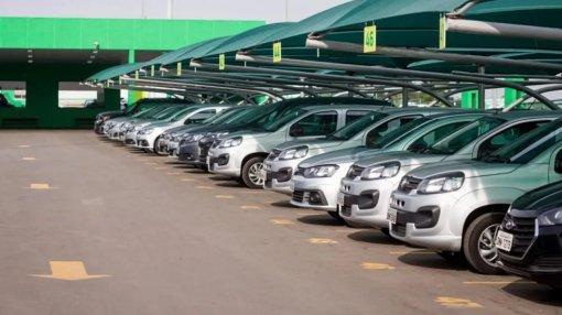 160 mil motoristas de aplicativos devolvem carros