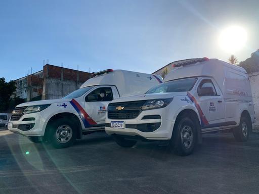 Governo entrega mais 26 ambulâncias para reforçar combate ao coronavírus no interior