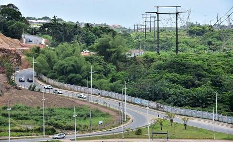 Estrada Velha do Aeroporto tem terceira etapa de requalificação concluída | Bahia em tempo real