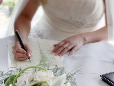 Quais são os procedimentos para o casamento no civil | Bahia em tempo real