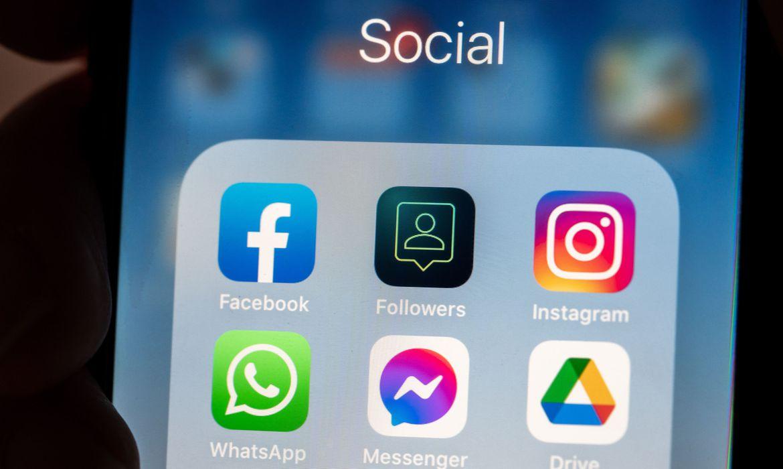 Vida perfeita em redes sociais pode afetar a saúde mental
