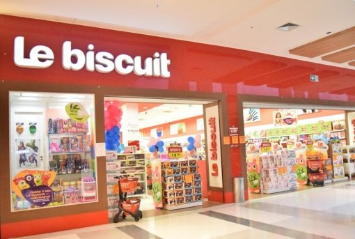 A rede varejista Le biscuit lan�a e-commerce | Bahia tempo real