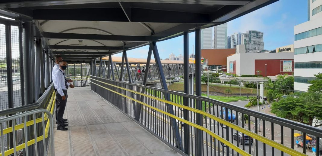 Entregue passarela da Estação Pernambués do metrô que interliga ao Salvador Shopping | Bahia em tempo real