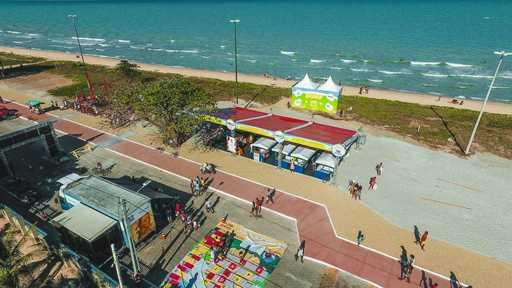 Verão Costa a Costa leva 10 mil pessoas à orla de Alcobaça