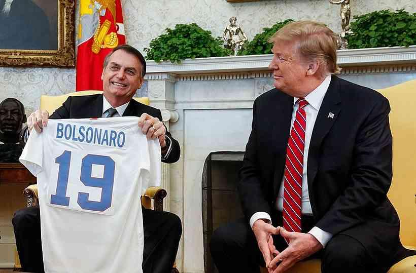 Governo Trump deve anunciar restrições neste domingo para Voos do Brasil | Bahia em tempo real