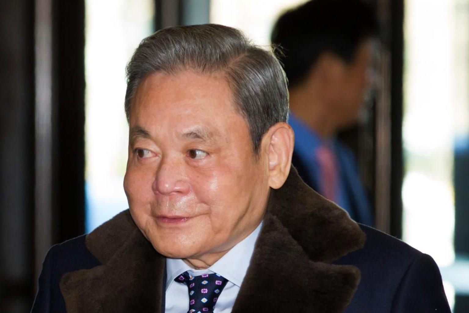 Lee Kun-hee, lendário chefe da Samsung e o homem mais rico da Coreia, morre aos 78 | Bahia em tempo real