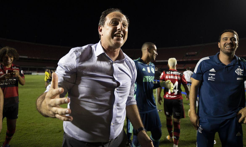 Rogério Ceni: A torcida flamenguista amanhece mais alegre | Bahia em tempo real