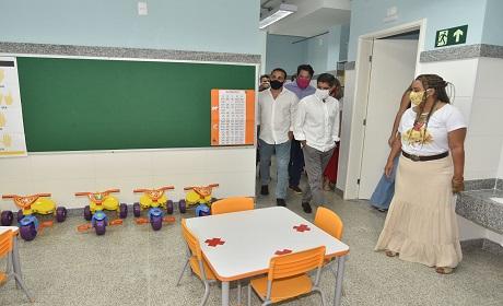 Escola Municipal Makota Valdina atenderá quase 800 alunos em 2021 | Bahia em tempo real