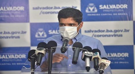 Prefeitura vai interditar ruas em Periperi para ampliar isolamento social | Bahia em tempo real