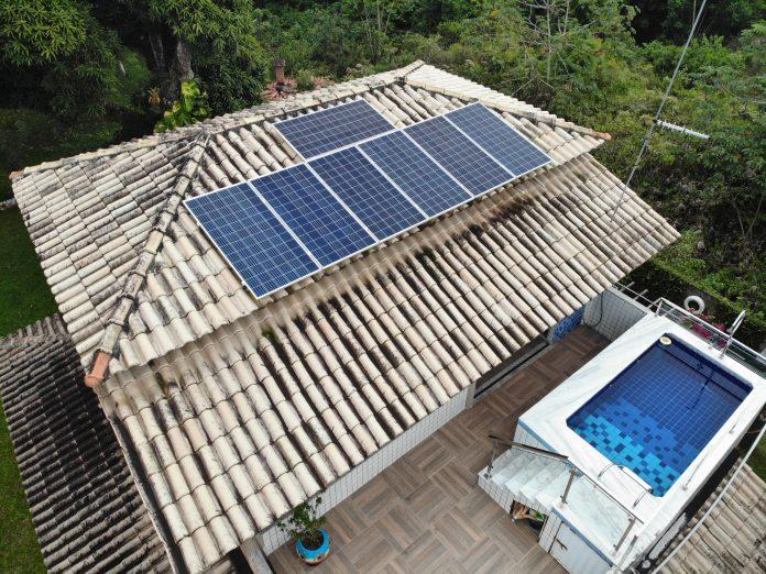 Geração distribuída de energia solar cresce em 118% na Bahia