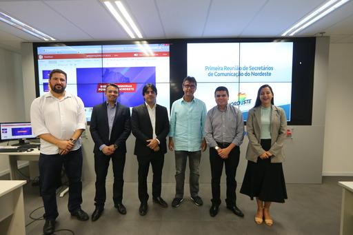 Secret�rios destacam import�ncia da comunica��o para Cons�rcio Nordeste | Bahia tempo real