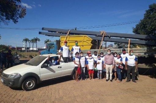 Codevasf beneficiou 300 famílias de catadores de Barreiras (BA) | Bahia em tempo real