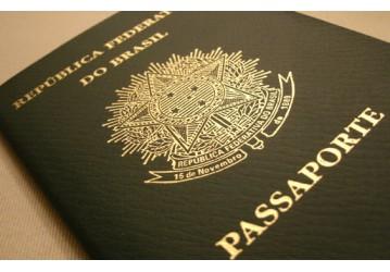 Passaporte - Ministério da Justiça- MJ