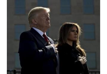 O presidente dos Estados Unidos e primeira-dama têm teste positivo para covid-19