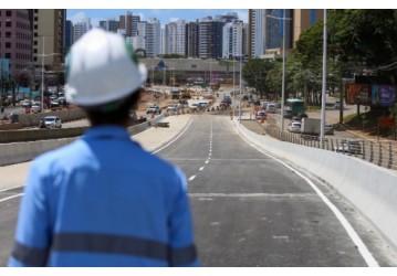 Prefeitura inaugura mais um elevado do BRT