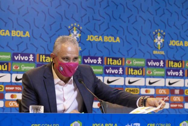 Tite convoca seleção para enfrentar Equador e Paraguai | Bahia tempo real