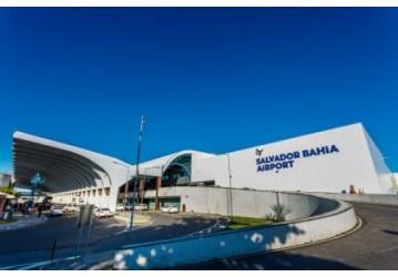 Aeroporto de Salvador, primeiro do país a implantar usina solar