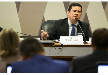 Moro diz ter aceitado ministério para consolidar combate à corrupção