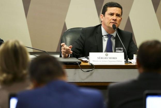 Moro diz ter aceitado ministério para consolidar combate à corrupção | Bahia tempo real